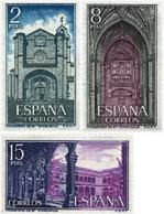 Ref. 84852 * NEW *  - SPAIN . 1972. MONASTERY OF ST. TOMAS DE AVILA. MONASTERIO DE SANTO TOMAS DE AVILA - 1971-80 Nuevos & Fijasellos
