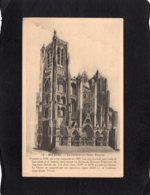 81483    Francia,  Bourges,  La Cathedrale Saint-Etienne,  NV - Bourges