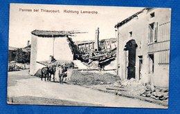 Pannes -   Direction Lamarche - France