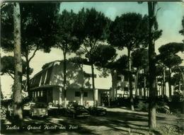 ISCHIA ( NAPOLI ) GRAND HOTEL DEI PINI ( 2695 ) - Napoli (Naples)
