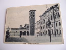 Rieti - Piazza Cesare Battisti - Rieti
