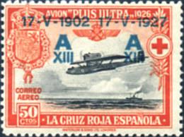 Ref. 210347 * HINGED *  - SPAIN . 1927. 25th ANNIVERSARY OF ALFONSO XIII's CORONATION. 25 ANIVERSARIO DE LA CORONACION D - 1889-1931 Reino: Alfonso XIII