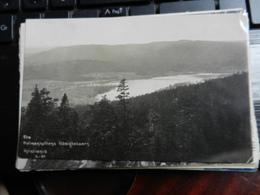 19807) Kristiania Fra Holmenkollens Udsigtstaarn VIAGGIATA MA BOLLO ASPORTATO - Norvegia