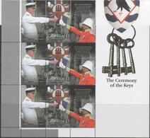 Les Clés De Gibraltar - The Ceremony Of The Keys - Gibraltar