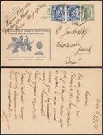 Belgique - EP Voyagé 35C Vers Suisse - Thématique Pomme De Terre, Doryphore (6G23184) DC0684 - Stamped Stationery