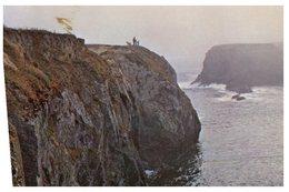 (50) USA - California Coastline (2 Cards) - History