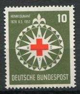 Allemagne Bund 1953 Mi. 164 Neuf ** 100% Croix Rouge - [7] République Fédérale