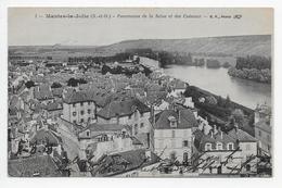 Mantes-la-Jolie - Panorama De La Seine Et Des Coteaux - Mantes La Jolie