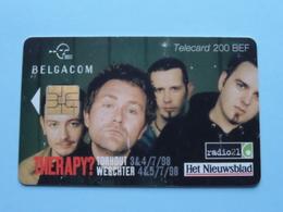 THERAPY ? TORHOUT - WERCHTER 1998 ( Zie Foto's ) Belgacom Met Chip ! - Musique