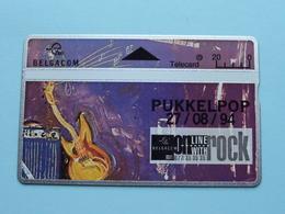 PUKKELPOP 27/08/94 ( Zie Foto's ) Belgacom ! - Muziek