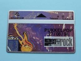 PUKKELPOP 27/08/94 ( Zie Foto's ) Belgacom ! - Música