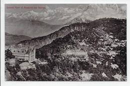 General View Of Mussoorie And Snows - Moorli Dhur 6570 - India