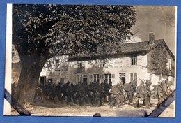 Seunuc -  Soldats Allemands Dans Le Village - France