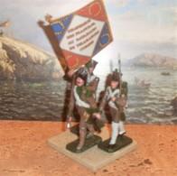 Bataillon De Tirailleur Corse ~ Plomb - Tin Soldiers