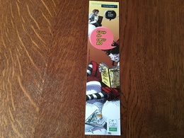 Marque Page Coup De Cœur Bd - Bookmarks