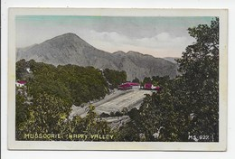 Mussoorie. Happy Valley - Macropolo MS 927 - India
