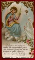 Image Pieuse Holy Card Communion Ermel Samiac Couqueques 7-06-1925 - Ed Bonamy 294 - Images Religieuses