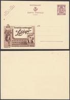 """Publibel 970 - 90C - Thématique Alimentation """" Conserves Libbys"""" (6G23184) DC0690 - Stamped Stationery"""