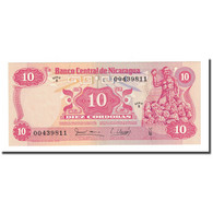 Billet, Nicaragua, 10 Cordobas, D.1979, KM:134, NEUF - Nicaragua