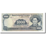 Billet, Nicaragua, 1000 Cordobas, L.1985 (1987), KM:145b, TB - Nicaragua