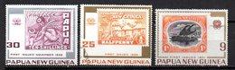 Sellos Nº 256/8 Papua New Guinea - Papúa Nueva Guinea