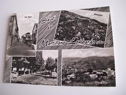 Catanzaro - Saluti Da Martirano Lombardo - Catanzaro