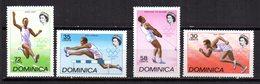 Serie Nº 335/8 Dominica - Dominica (1978-...)