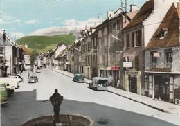 Isère : MENS : Le Breuil - Rue Principale ( Cpm Photo Vérit. ) Grand Format - Mens