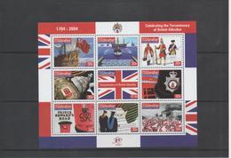 Tricentenaire De Gibraltar - Gibraltar