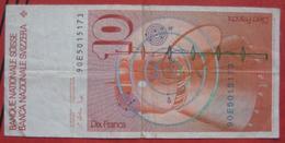 10 Franken 1990 (WPM 53h) - Suiza