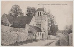CPA 95 BELLEFONTAINE Près LUZARCHES L' Eglise - France