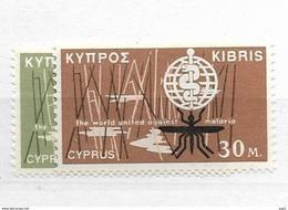 1962 MNH Cyprus, Postfris ** - Zypern (Republik)