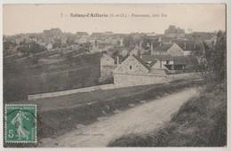 CPA 95 BOISSY L' AILLERIE Panorama Côté Est - Boissy-l'Aillerie