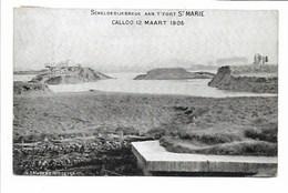 Kallo - Scheldedijkbreuk Aan T'fort St. Marie. - Beveren-Waas