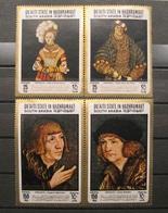 Südarabien QU'AITI STATE 1967**Malerei Cranach Zusammendruck!Postfrisch   (M69) - Stamps