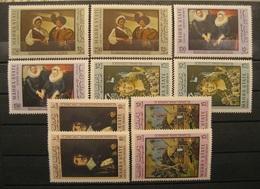 Südarabien Mahre State 1967** Gemälden Postfrisch    (M72) - Africa (Other)