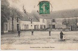 """77 ( Combs La Ville  """".:la Grande Ferme """"  ) - Combs La Ville"""