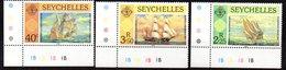 Serie Nº 466/9 Falta 469 Seychellea - Seychelles (1976-...)