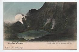 OOSTKUST SUMATRA (INDONESIE) - GROOTE KRATER VAN DEN SIBAJAK - Indonesia