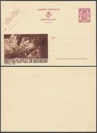 """Publibel 808 - 65C - Thématique Tourisme """" Grottes De Han """" (6G23184) DC0701 - Enteros Postales"""