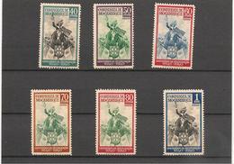 MOZAMBIQUE    Année 1940 N° Y/T : 198/203* - Mozambique