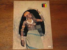 Jeune Fille Du SARE D'OUDJILA - Cameroon