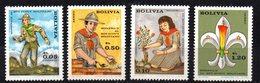 Serie Nº 493/4+ A-288/9 Bolivia - Bolivia