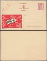 Publibel 750 - 65C - Thématique Jouets (6G23184) DC0703 - Stamped Stationery