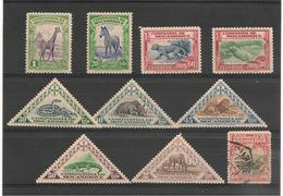 MOZAMBIQUE   Années 1937 Lot * - Mosambik