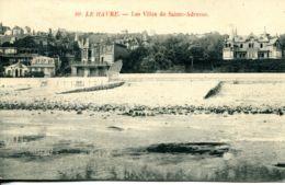 N°66241 -cpa Le Havre -les Villas De Sainte Adresse- - Le Havre
