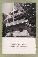 ARMEE DU SALUT  CHALET DES BARANDONS - Autres Communes