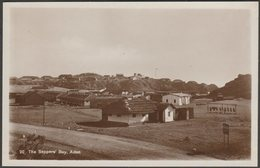 The Sappers' Bay, Aden, C.1910s - Pallonjee Dinshaw & Co RP Postcard - Yemen