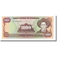 Billet, Nicaragua, 1000 Cordobas, 1985, KM:156b, NEUF - Nicaragua