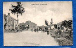 Essey  -  Nach Der Schlacht -  Cachet Garde Ersatz Div -  17/8/1915 - France